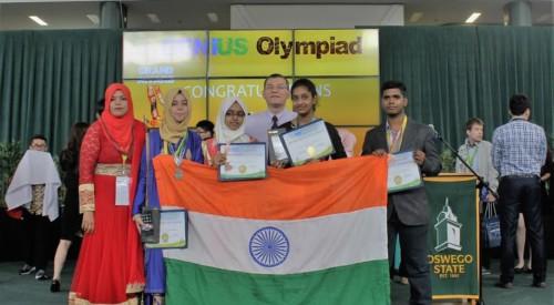 Genius Olympiad Oswago, USA
